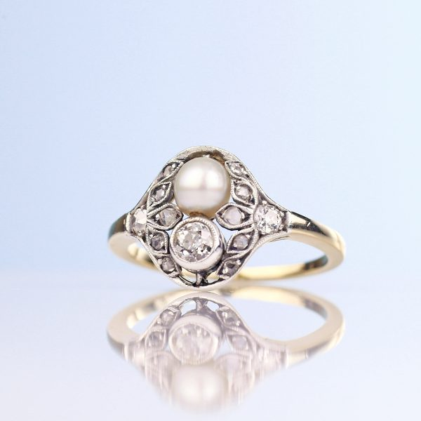 Edwardian Diamond Ring