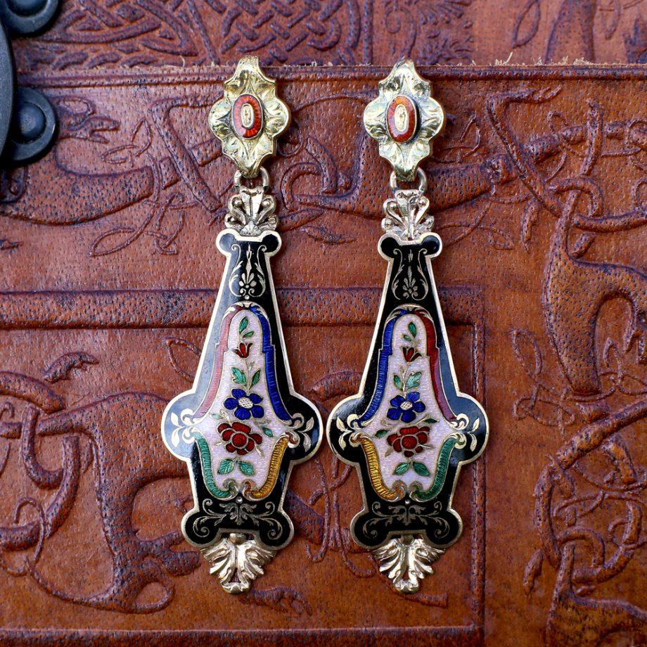 Antique Victorian Earrings