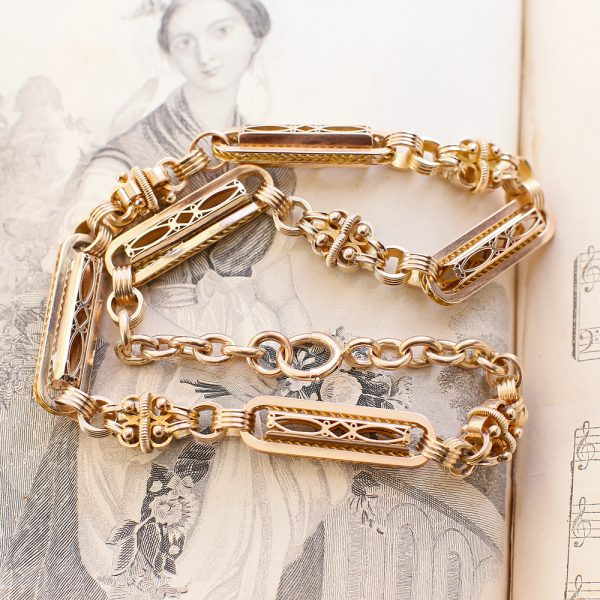 Victorian Watch Chain