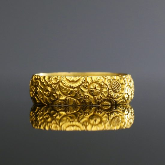 Georgian Gold Band