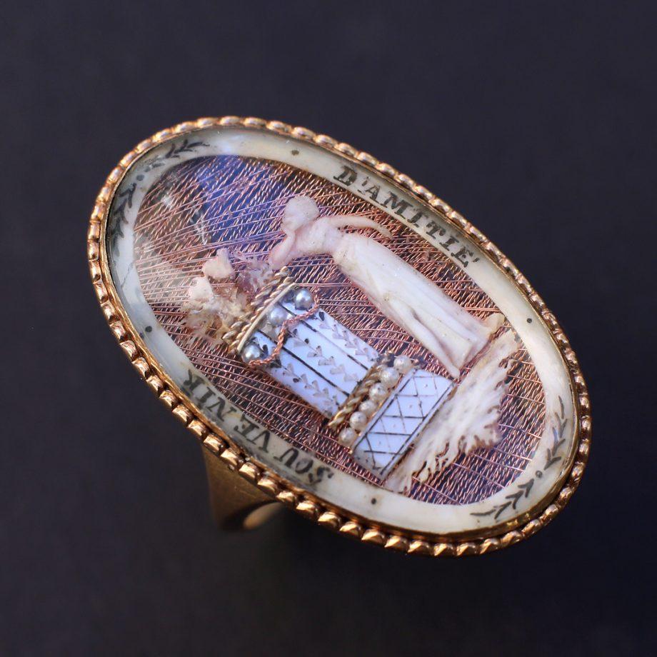 Souvenir d'Amitie Ring