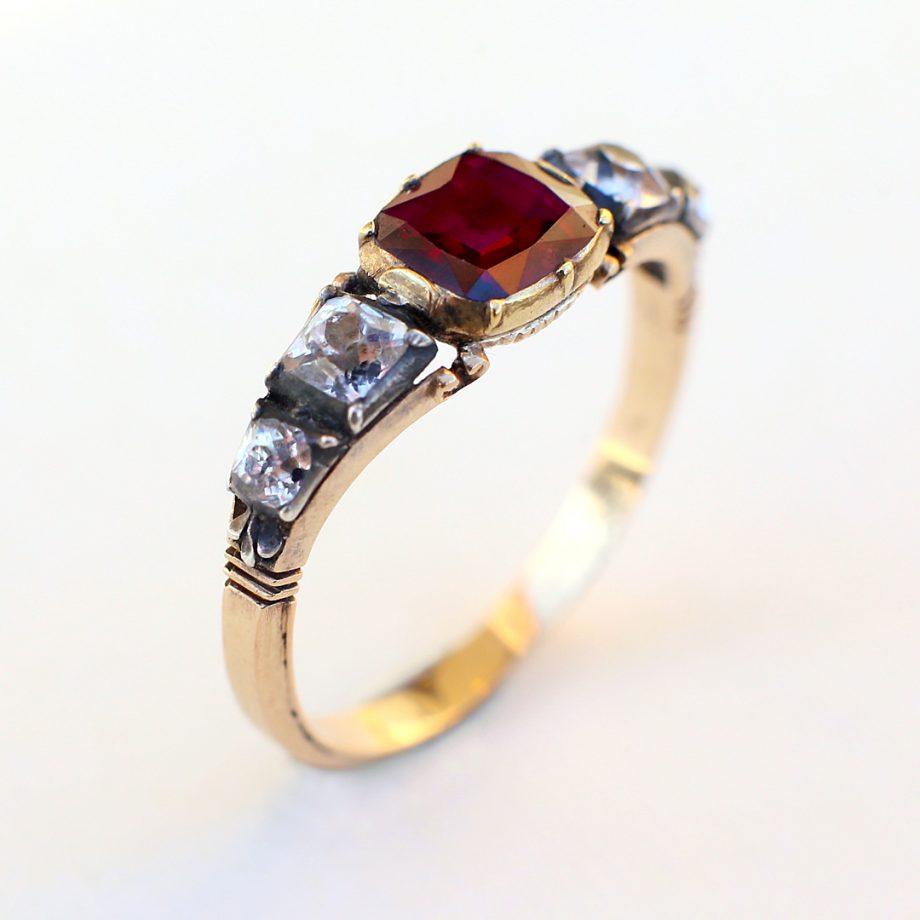 18th century Georgian Ring