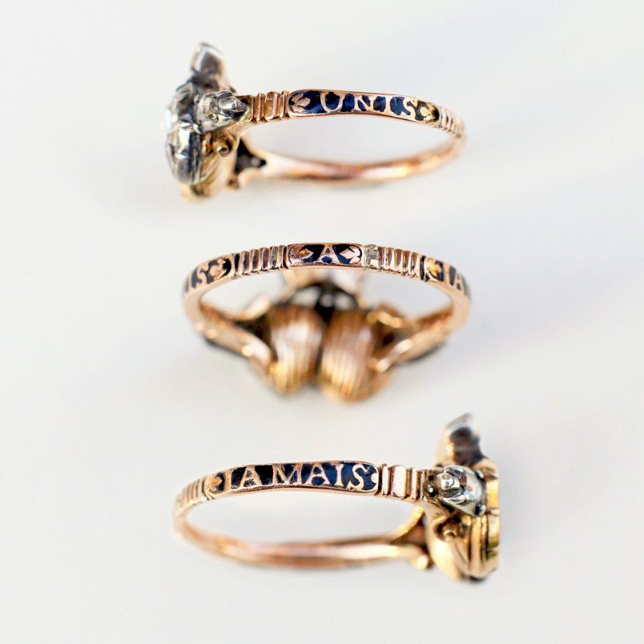 Georgian Sentimental Ring
