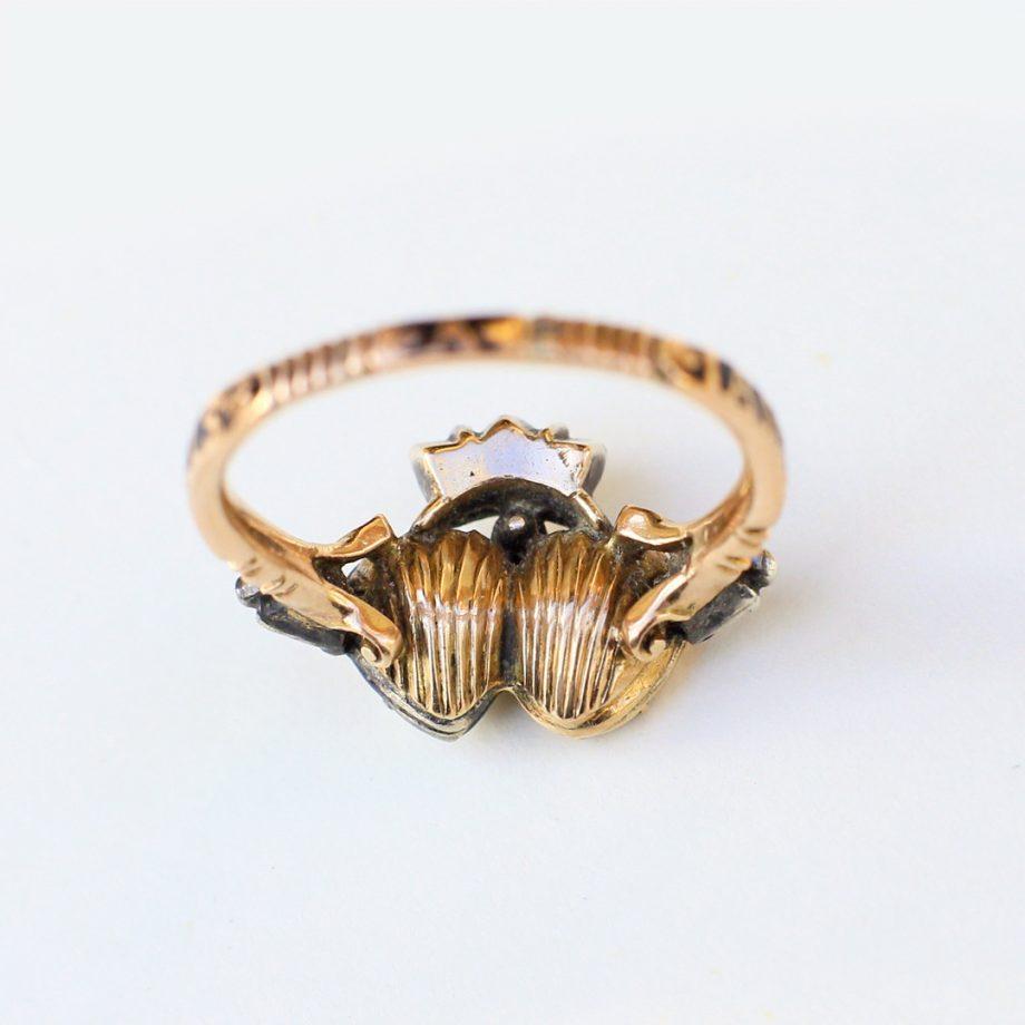 Georgian Ring Butt