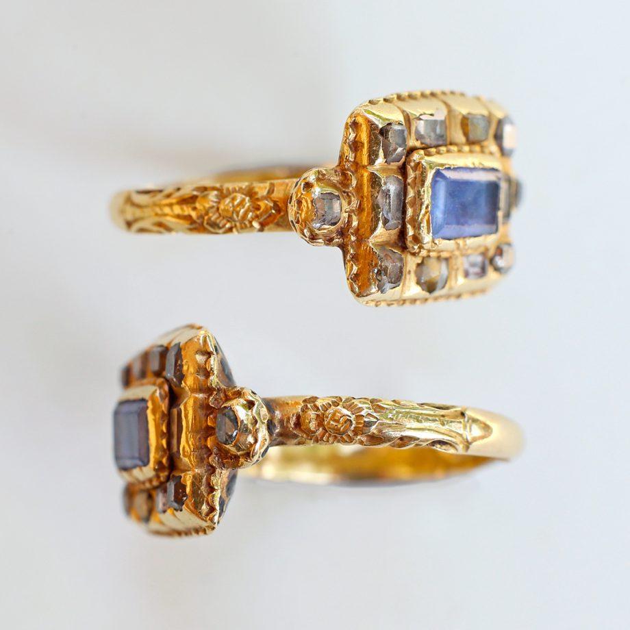 17th century diamond ring