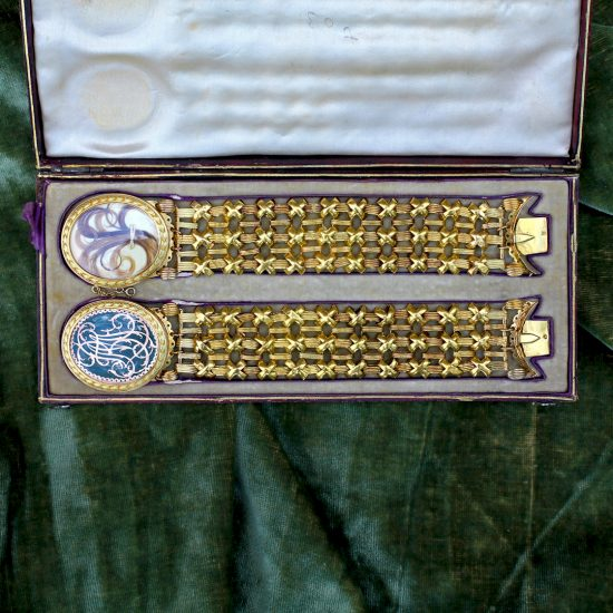 18th century sentimental bracelets