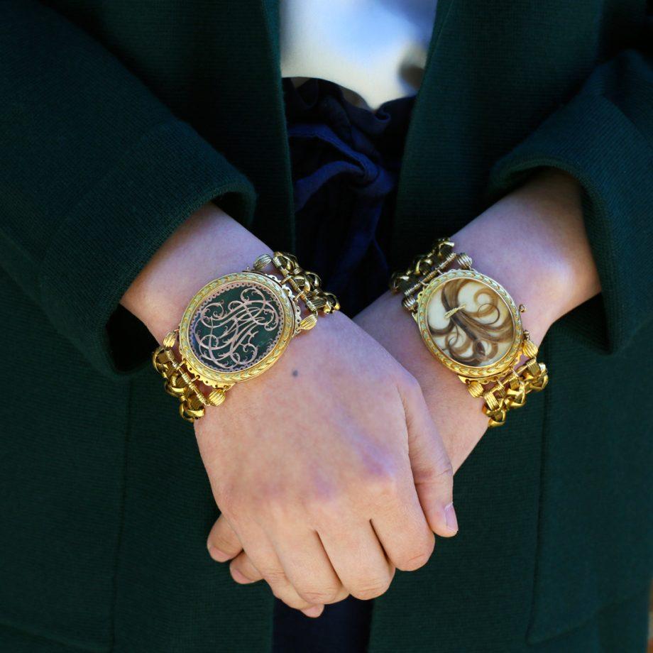 18th century bracelets